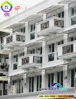 066.jpg - หลังคา กันสาด ไวนิล โครงสแตนเลส 304 | https://thai304.com